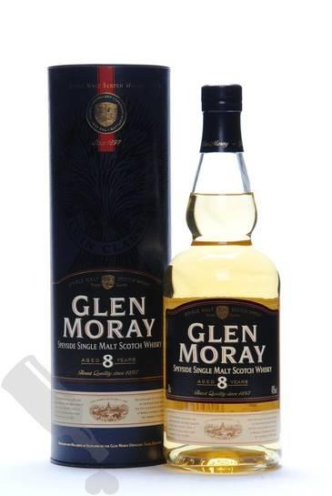 Glen Moray 8 years
