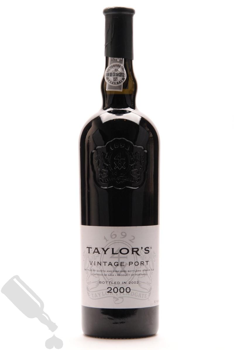 Taylor's Vintage 2000