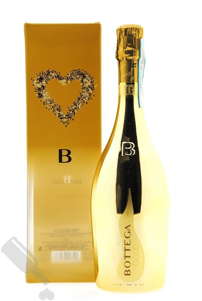 Bottega Gold Prosecco Vino Spumante Brut