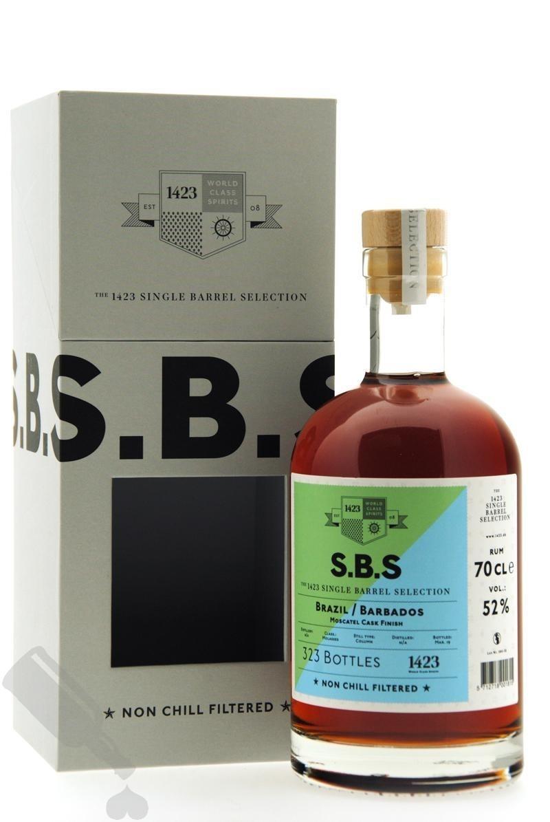 Brazil Barbados 2019 The 1423 Single Barrel Selection