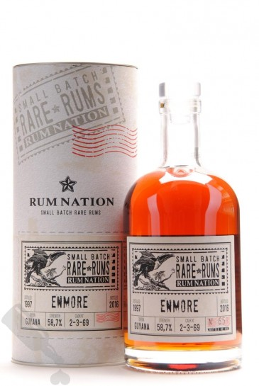 Enmore 1997 - 2016 #2-3-69 Rum Nation