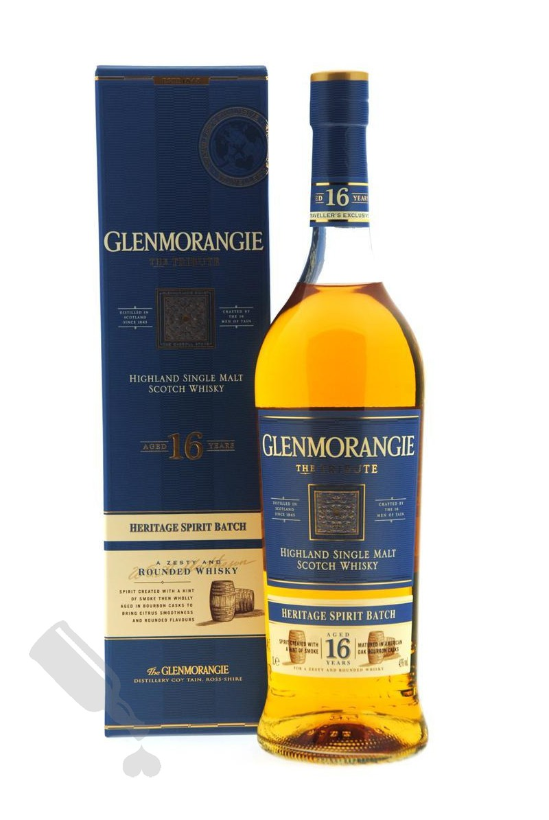 Glenmorangie 16 years The Tribute 100cl