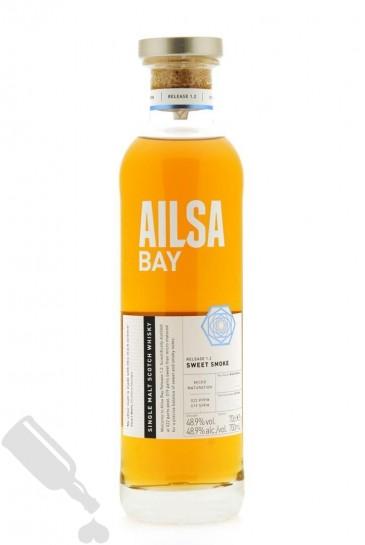 Ailsa Bay Release 1.2. Sweet Smoke