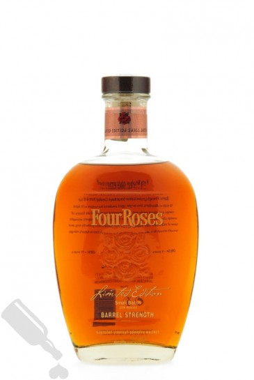 Four Roses Small Batch 2014 Release Barrel Strength