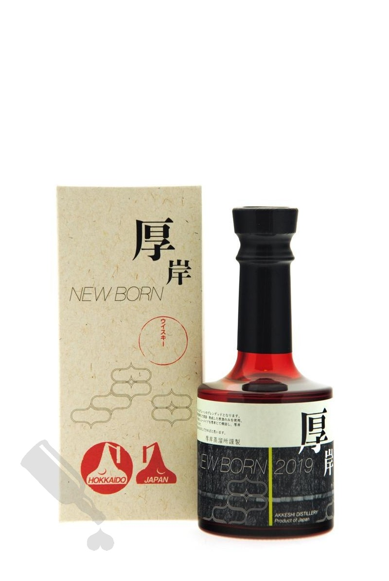 The Akkeshi New Born 4 Foundations Series 20cl