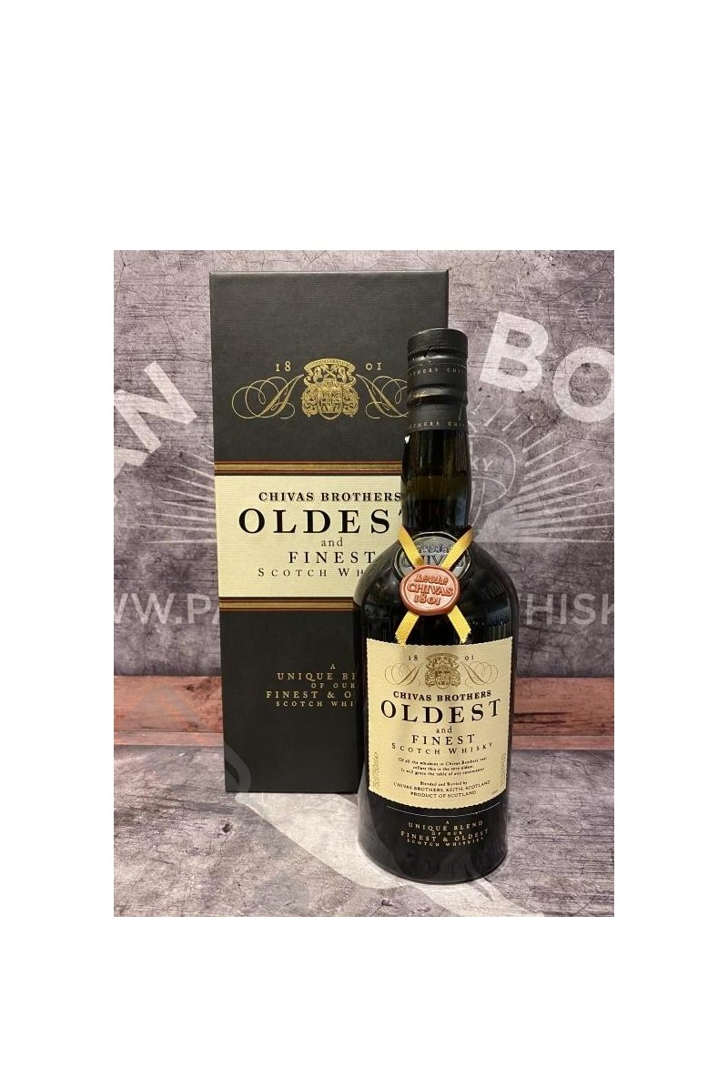 Chivas Brothers Oldest and Finest 75cl