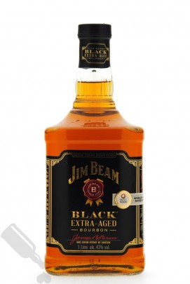 Jim Beam Black Extra Aged 100cl