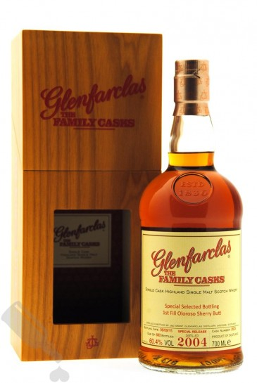 Glenfarclas 2004 - 2015 #2623 The Family Casks