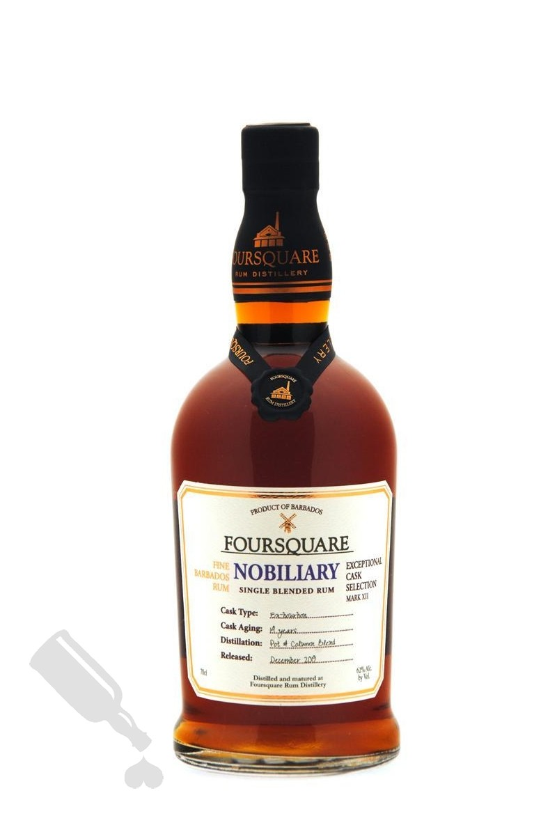 Foursquare 14 years 2019 Nobiliary Exceptional Cask Selection Mark XII
