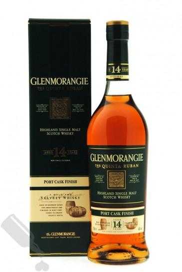 Glenmorangie 14 years The Quinta Ruban