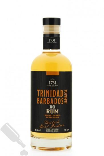 British West Indies XO 1731 Fine & Rare