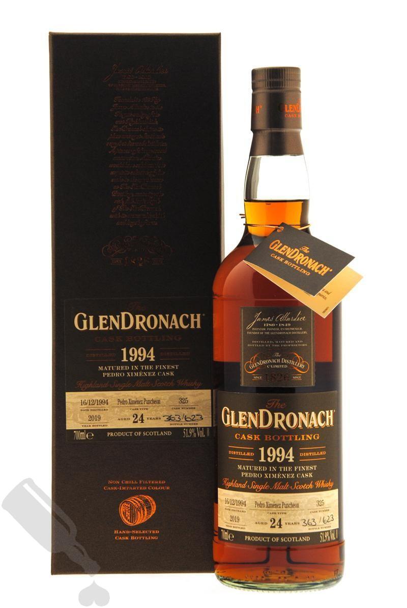 GlenDronach 24 years 1994 - 2019 #325 Batch 17