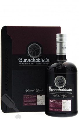 Bunnahabhain 30 years 1988 - 2019 Marsala Cask Finish