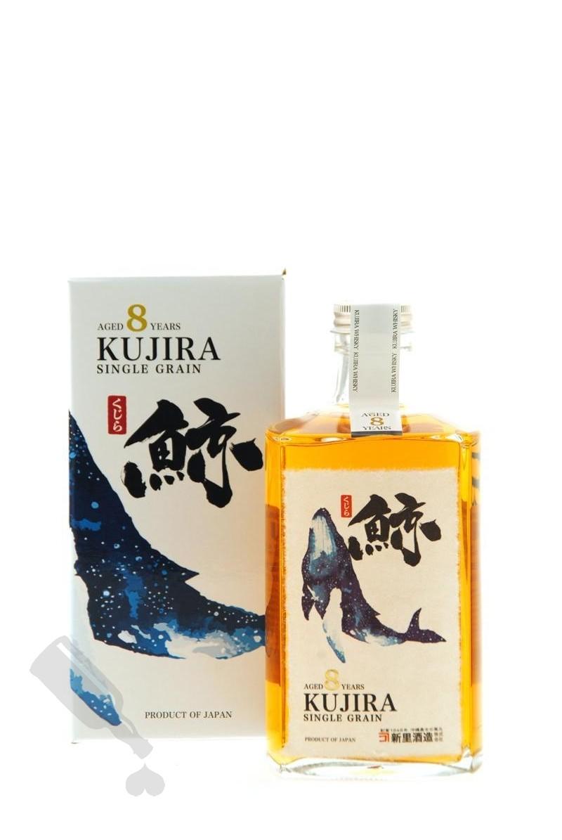 Kujira 8 years Single Grain 50cl