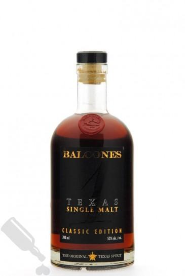 Balcones Texas Single Malt Classic Edition