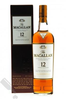 Macallan 12 years Sherry Oak