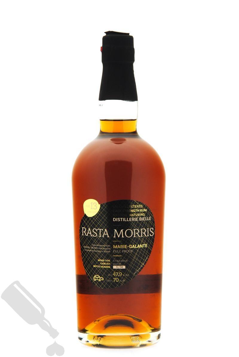 Bielle 13 years 2006 - 2019 #RM019 Rasta Morris