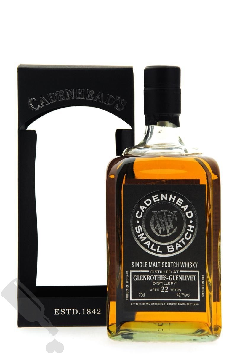 Glenrothes 22 years 1996 - 2019