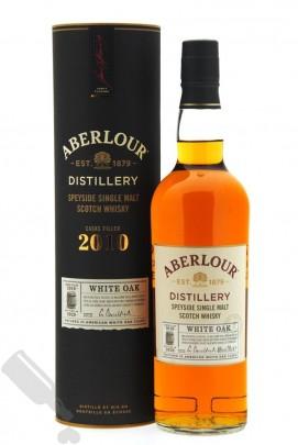 Aberlour 2010 - 2020 White Oak