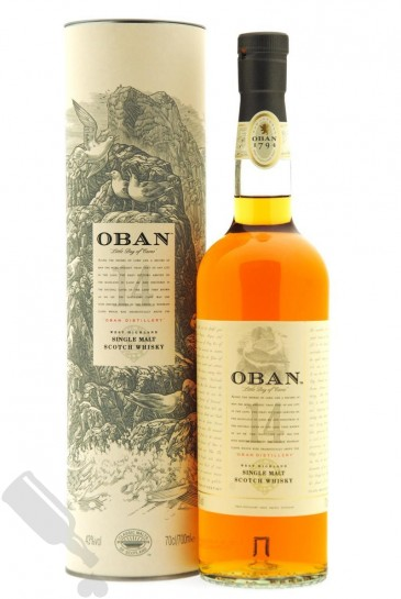 Oban 14 years