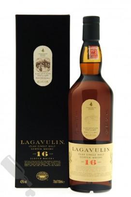 Lagavulin 16 years