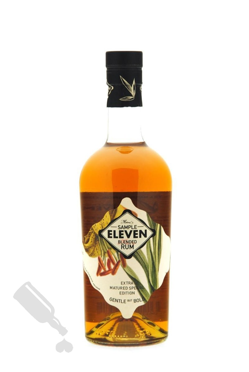 Sample Eleven Rum Extra Matured Special Edition