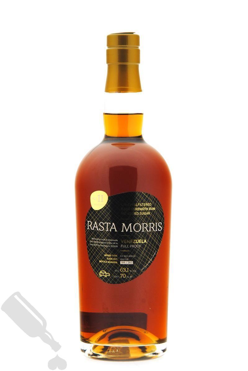 Venezuela 11 years 2008 - 2019 #RM016 Rasta Morris