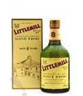 Littlemill 8 years - Old Bottling