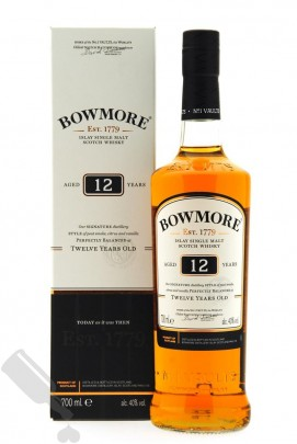 Bowmore 12 years