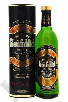 Glenfiddich Special Old Reserve - Old Bottling