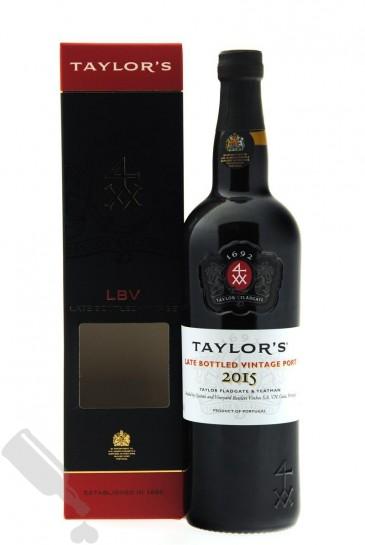 Taylor's Late Bottled Vintage 2015