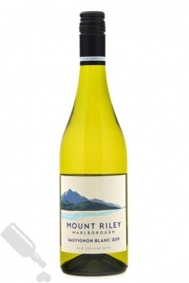 Mount Riley Marlborough Sauvignon Blanc