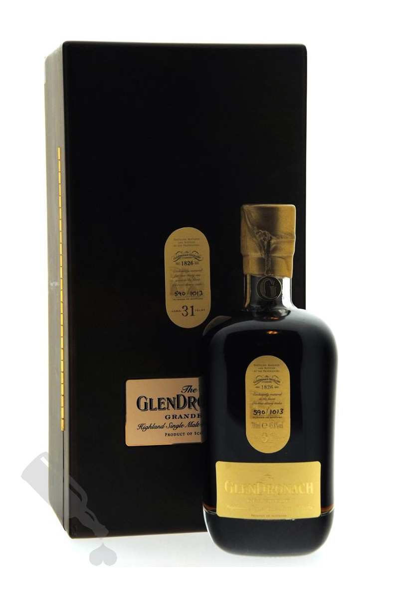 GlenDronach 31 years Grandeur Batch 1