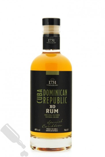 Spanish Caribbean XO 1731 Fine & Rare