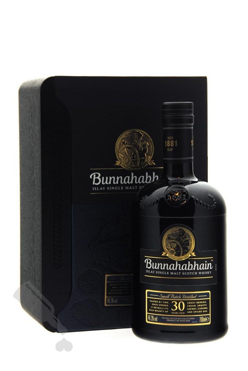 Bunnahabhain 30 years