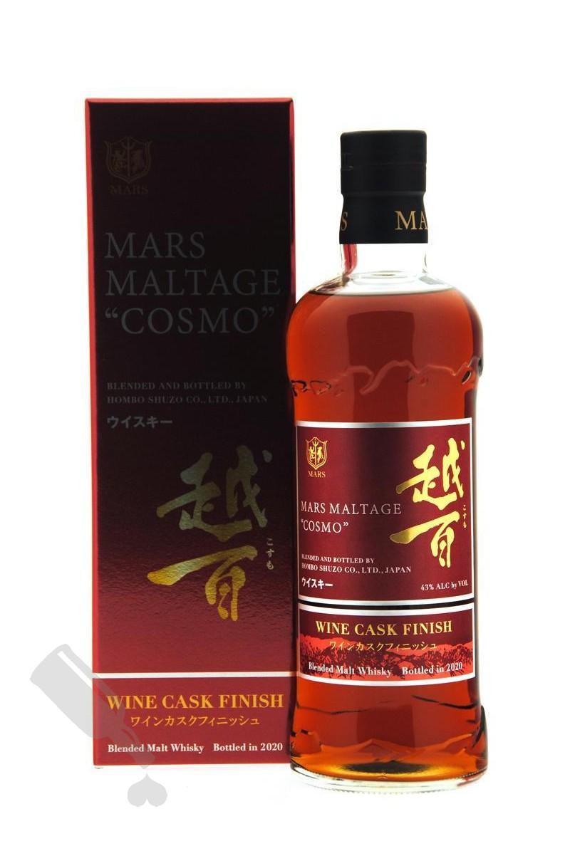 "Mars Shinshu Mars Maltage ""Cosmo"" Wine Cask Finish"