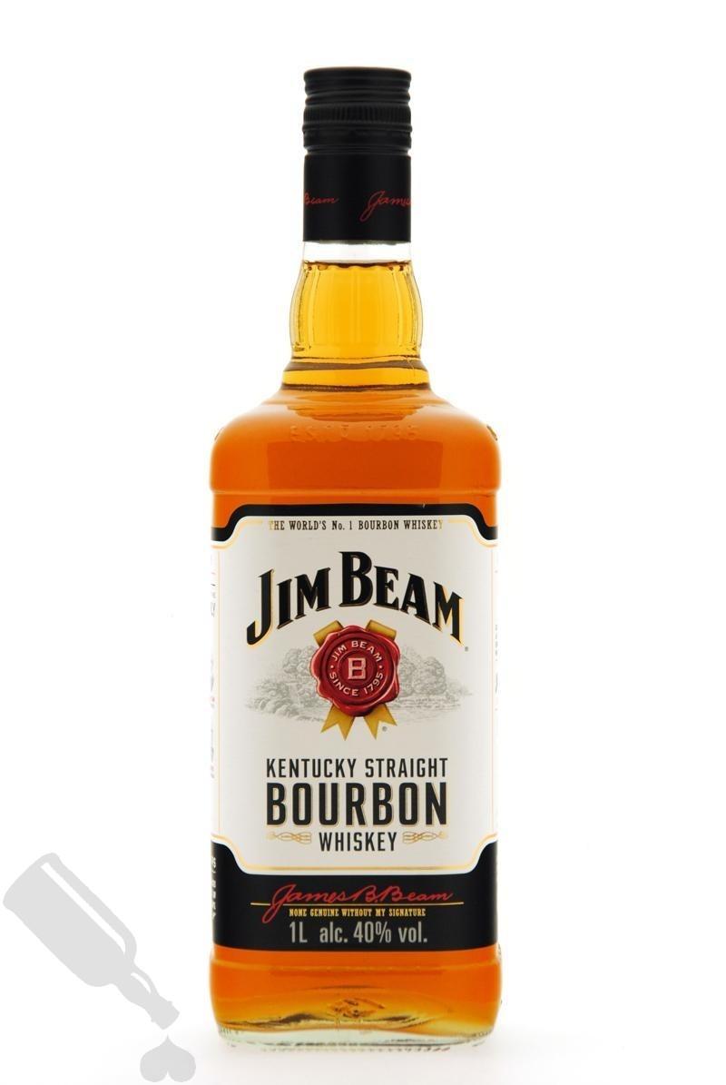 Jim Beam White Label 100cl
