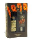 Glenlivet 12 years including two 5cl bottles - Old Bottling in Giftpack