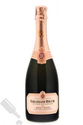 Graham Beck Méthode Cap Classique Brut Rosé