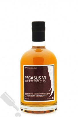 Pegasus VI 2011 - 2020 First Fill Port Wine Barrique