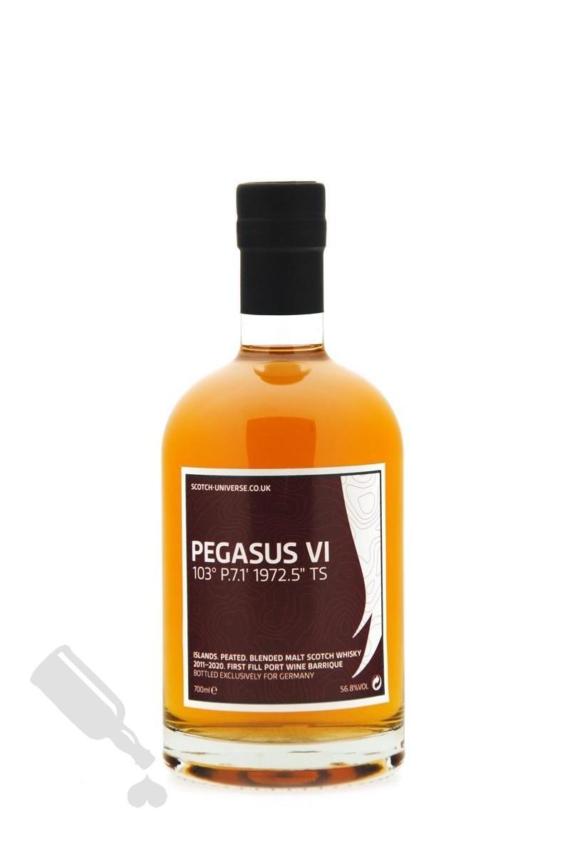 Pegasus VI 2011 - 2020 First Fill Port Wine Barrique