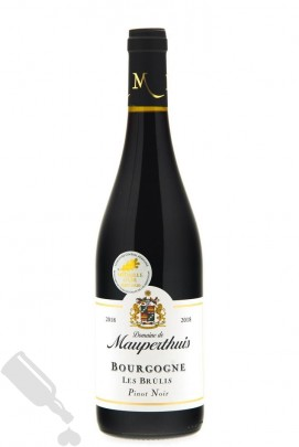 Domaine de Mauperthuis Les Brûlis Pinot Noir