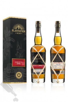 Jamaica 1996 - 2020 Plantation Rum Single Cask Rye Whiskey Maturation