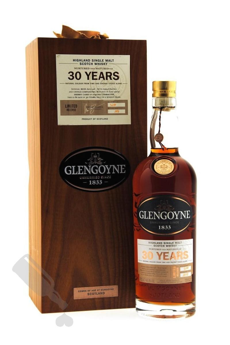 Glengoyne 30 years 2018 Limited Release