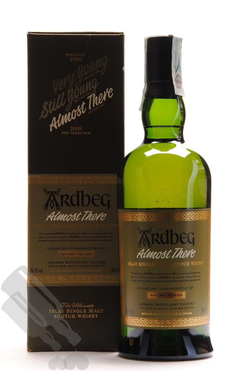 Ardbeg 1998 - 2007 Almost There 3rd Release