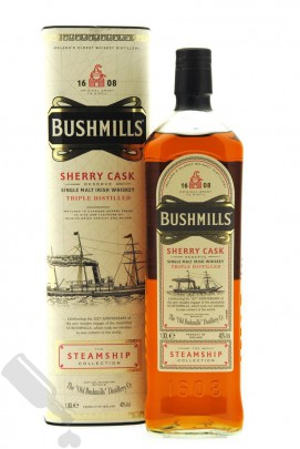 Bushmills Sherry Cask Reserve The Steamship Collection 100cl