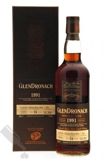 GlenDronach 24 years 1991 - 2016 #2361