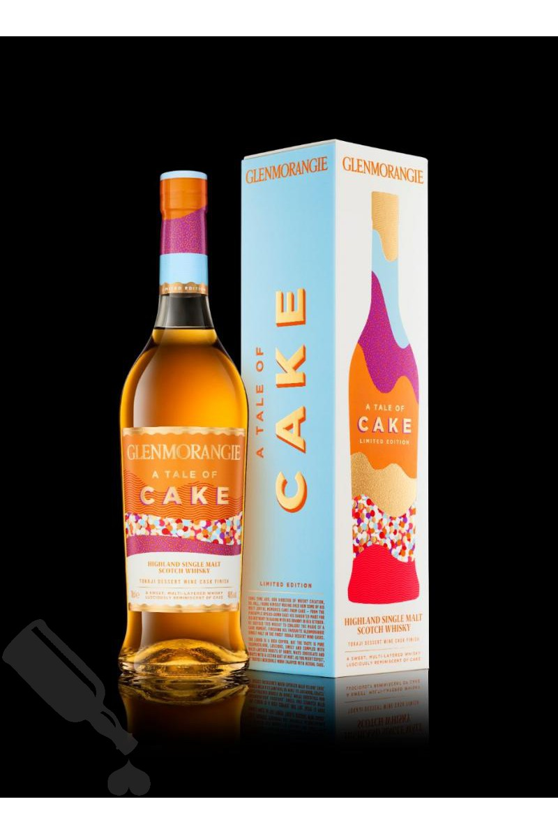 Glenmorangie 'A Tale of Cake' Limited Edition