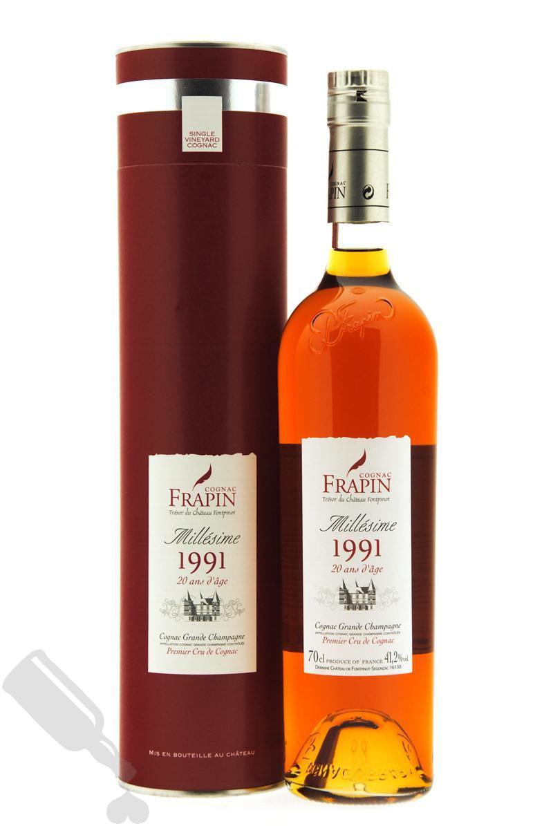 Frapin 20 years Millésime 1991 XO