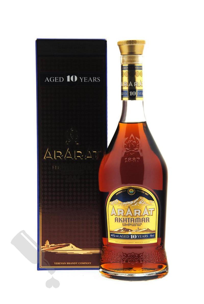 Ararat Akhtamar 10 years
